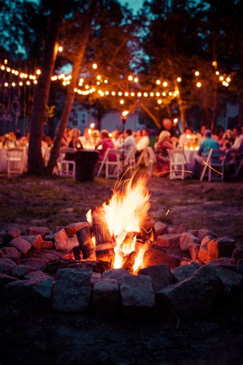 Best 25 Backyard Bonfire Party Ideas On Pinterest