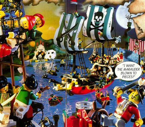 7 Great Sts For Collecting by 7 Great Lego Sets Sure To Shiver Your Timbers