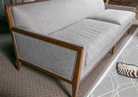 sofa foam for sale mid century down and foam sofa for sale at 1stdibs