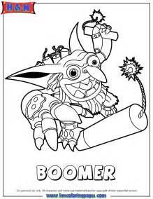 Skylanders Spyro Coloring Page  Free Printable Pages sketch template