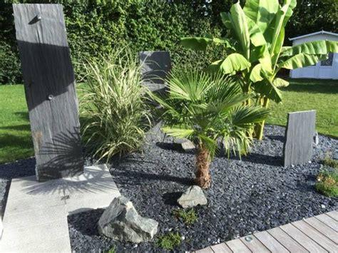Parterre Avec Palmier by Amenagement Jardin Avec Palmier Id 233 Es D 233 Coration Id 233 Es