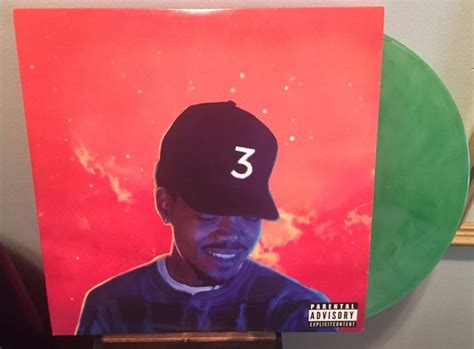 coloring book chance the rapper summer friends chance the rapper coloring book vinyl lp at discogs