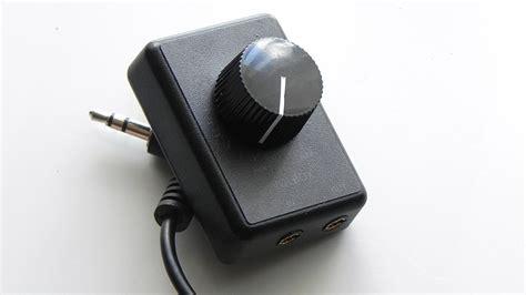 Pc Volume Knob by Gadget Unit Review Volbox A Simple Audio Volume