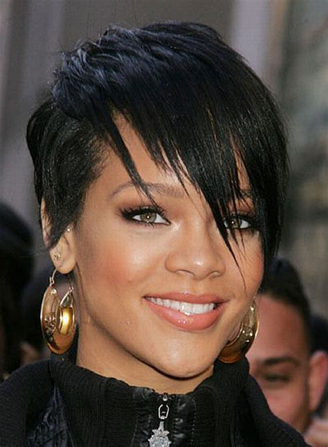 short haircuts for thick ethnic hair short hairstyles for black women 2013 fashion trends