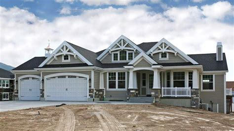 what is a rambler home house plans