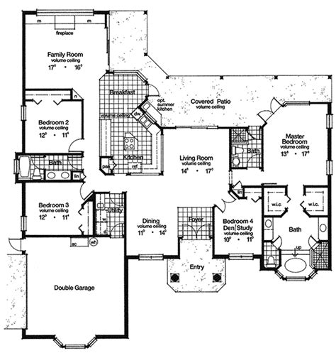floridian house plans sara bay floridian style home plan 047d 0041 house plans