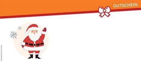 Vorlage Word Gutschein Weihnachten Weihnachten Gutschein Vorlagen Und Vordrucke Auf Gutscheine De