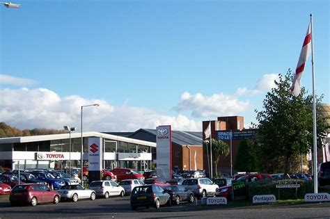Toyota Dealership Island File Monty S Toyota Dealership Monty S Island Penistone