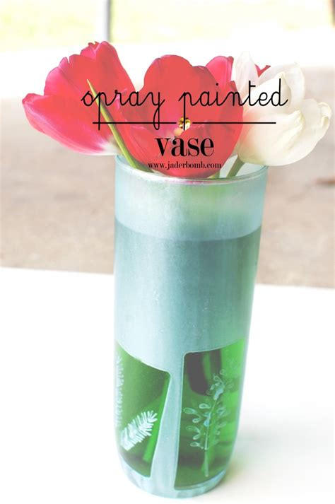 spray painting glass how to spray paint glass jaderbomb