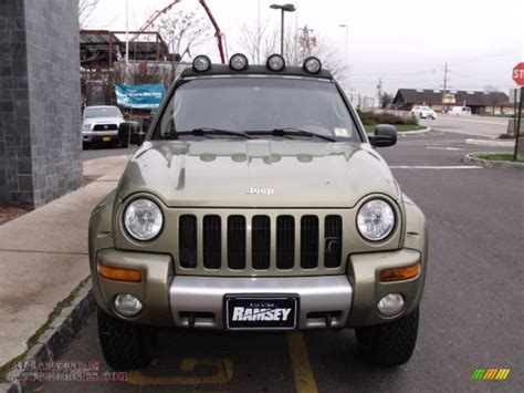 green jeep liberty renegade 2002 jeep liberty renegade 4x4 in cactus green metallic