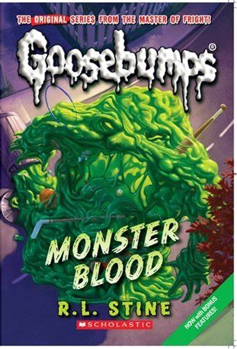 the book of the c classic reprint books 03 blood goosebumps