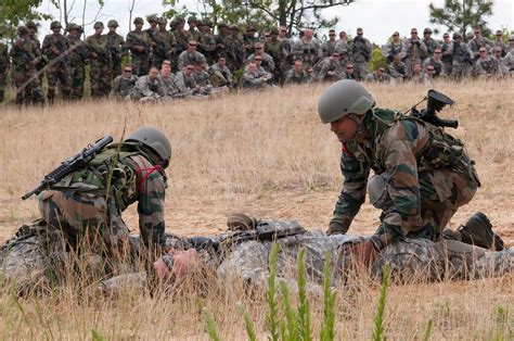 Army Search Indian Soldiers Ambush Techniques With U S