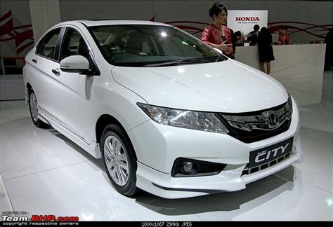 honda white car honda city official review page 55 team bhp