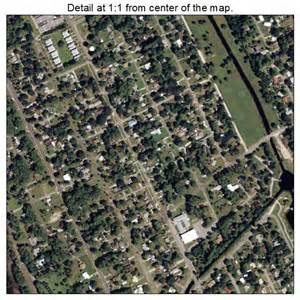 aerial photography map of port st joe fl florida