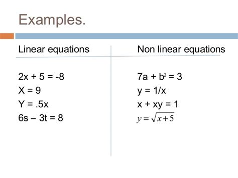 exle of linear function linear equation exles pictures to pin on