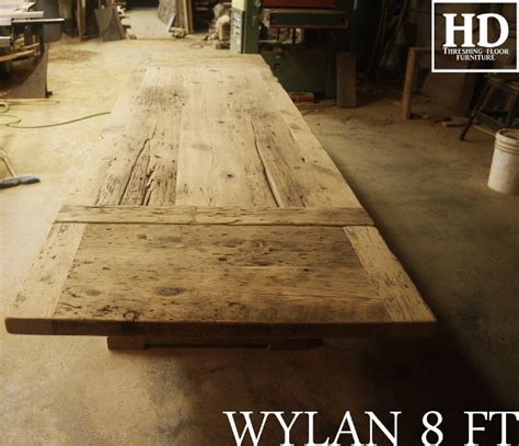 reclaimed table furniture table styles