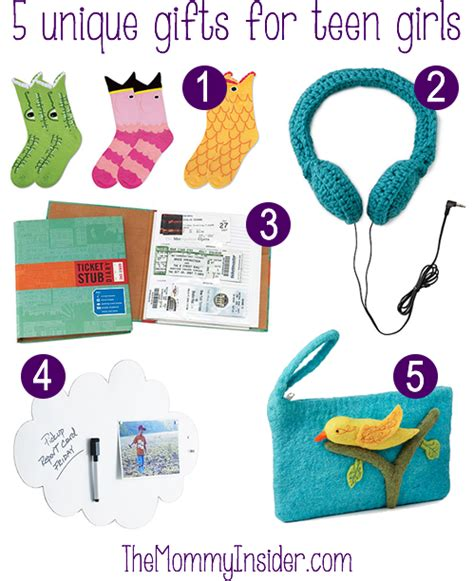gift guide 5 unique and useful gifts for teen girls the