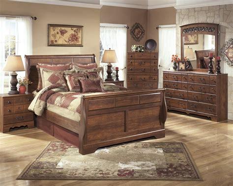 timberline 5 bedroom set price busters