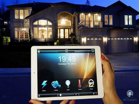 smart home at air gadgets upgrade your home now