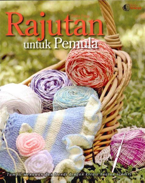 Pola Tas Rajut Behel buku rajutan untuk pemula crafts