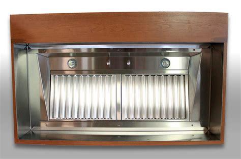 range exhaust fan insert range hood cabinet inserts vent hood ventilation insert