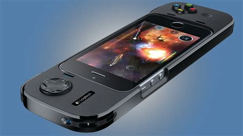 logitech s iphone controller and battery pack in one