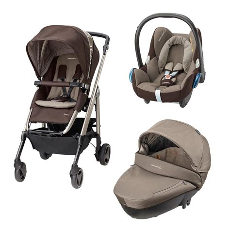 pedana passeggino bebè confort bebe confort trio loola 3 passeggini trio bebe confort