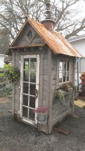 best 25 rustic shed ideas on country porches