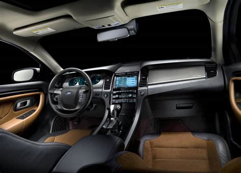 Ford Upholstery by 2016 Ford Taurus Release Date Interior Price Specification