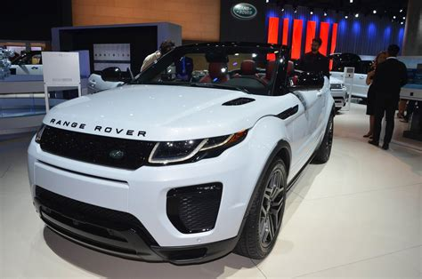 range rover concept 2017 2017 land rover range rover evoque convertible preview video
