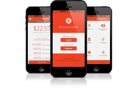 app for card medlio unveils health insurance card app to