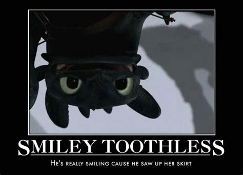 Toothless Meme - wow whoever made this pin is perverted lol toothless