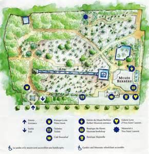plan d 233 taill 233 du jardin majorelle 224 marrakech jpg 2337