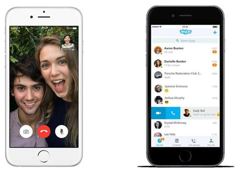 Can Android Facetime With Iphone by Duo Vs Facetime Vs Skype Vs Messenger Tech Advisor