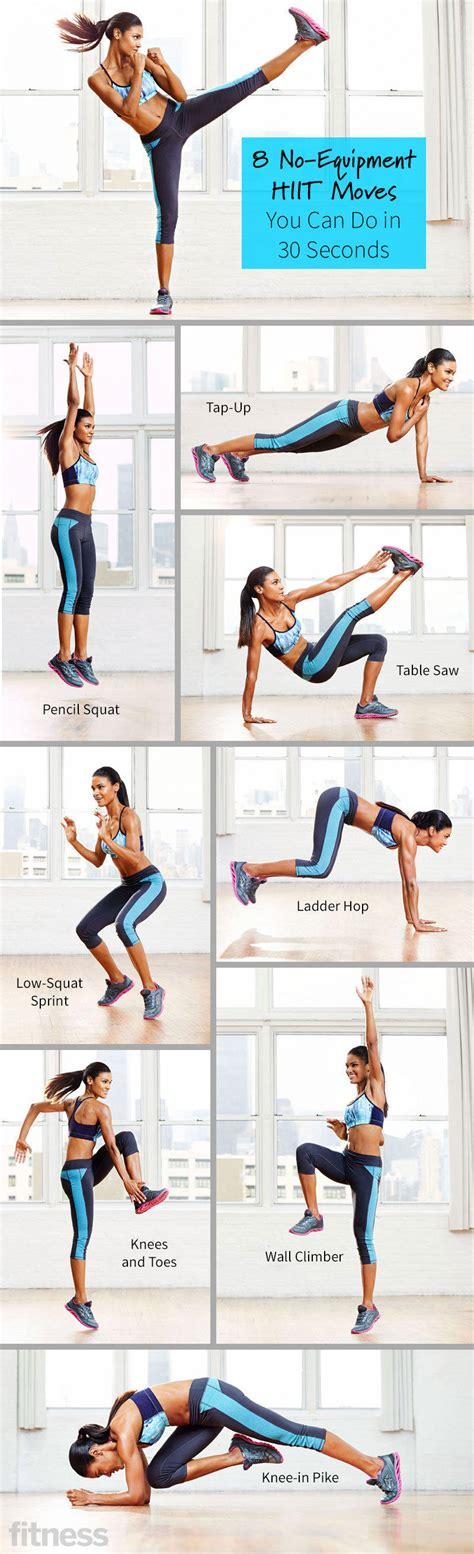 6 trainers favorite exercises for high intensity interval training workout fitness magazine