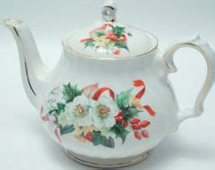 christmas teapots made in england china and teapots on china spode tree and