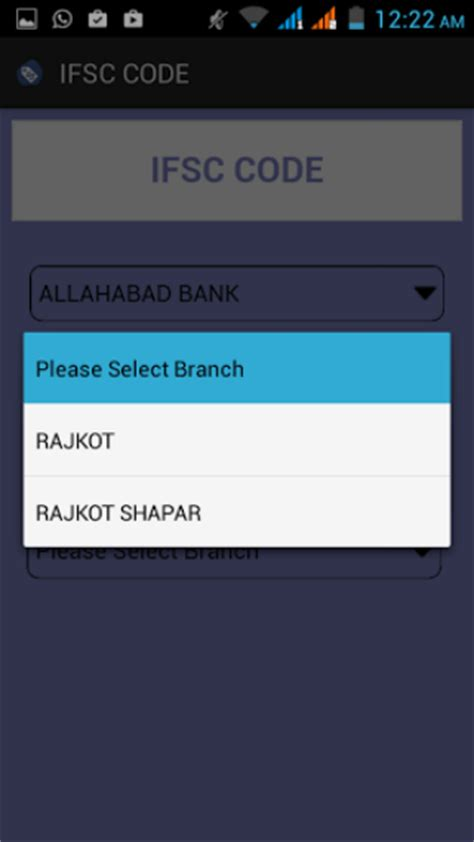 Search Bank Address By Ifsc Code Indian Bank Ifsc Code Android Apps On Play