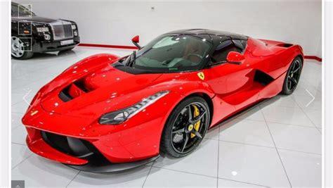 La Ferrari Sale by Used Red Ferrari Laferrari For Sale West Yorkshire