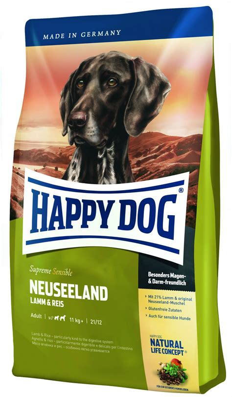 Happy Supreme Sensible Neuseeland 4 Kg happy supreme sensible nutrition neuseeland 12 5 kg