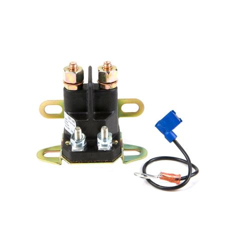 12 volt universal lawn tractor solenoid 490 250 0013 the