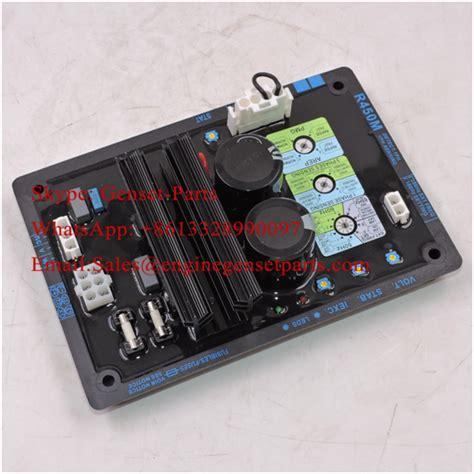 Avr Sx460 Genset Stamford Oem leroy somer generator automatic voltage regular r450m avr