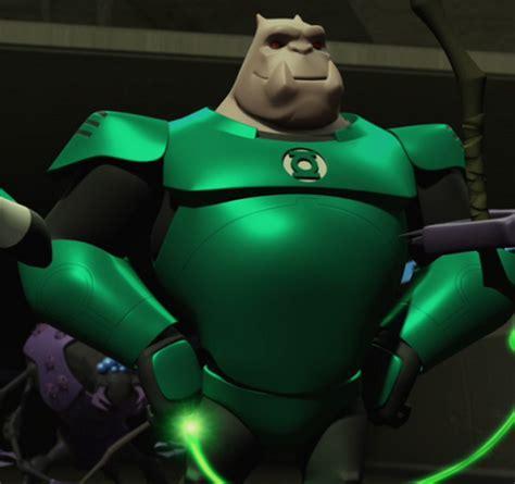 kilowog (green lantern animated series) | dc database