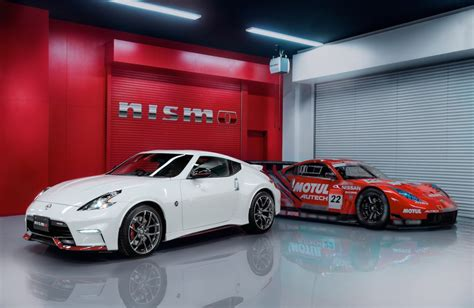 2015 nissan 370z nismo new look new equipment available