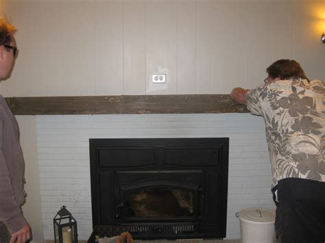 Make Your Own Mantel Shelf by Easy Diy Fireplace Mantel Shelf All Home Decorations