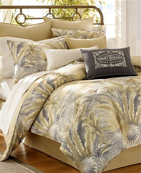 tommy bahama queen comforter tommy bahama home bahamian breeze queen comforter set