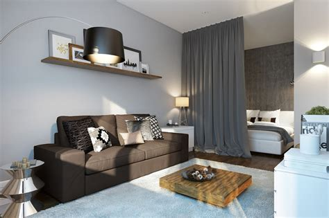 Modern Studio Plans modern studio apartment ideas for a young family roohome
