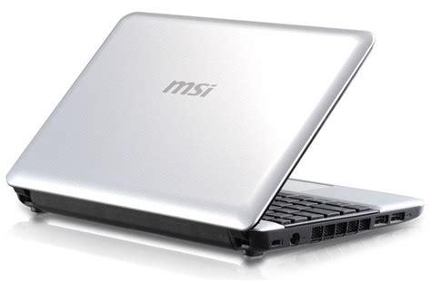Msi Silver Series Original msi wind u135 series notebookcheck net external reviews