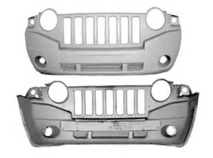 2007 Jeep Compass Front Bumper All Things Jeep Front Bumper Cover For Jeep Compass