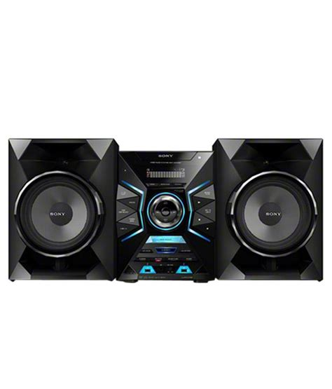 buy sony mhc gzx33d hi fi system at best price in