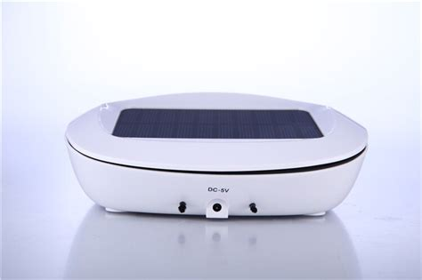 car accessories mini ionizer solar energy car air purifier in gas analyzers from tools on